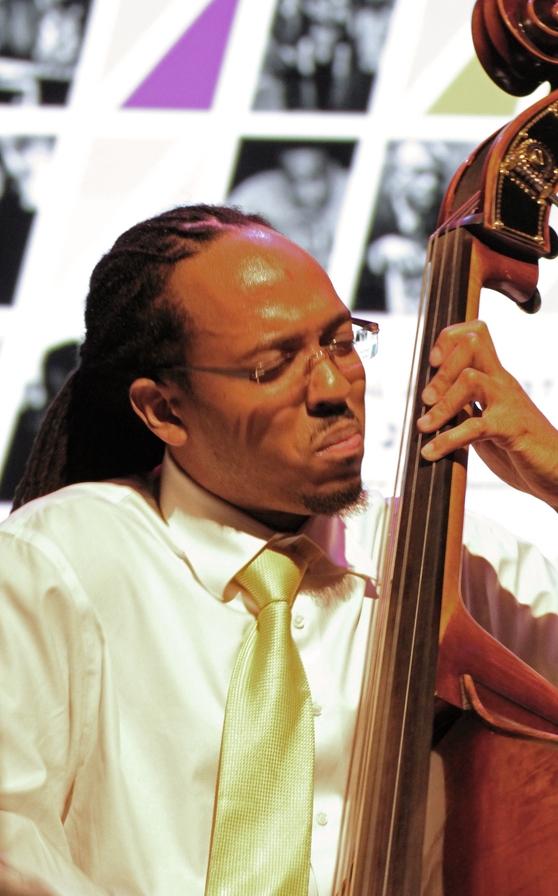 Corcoran holt at tri-c jazzfest cleveland