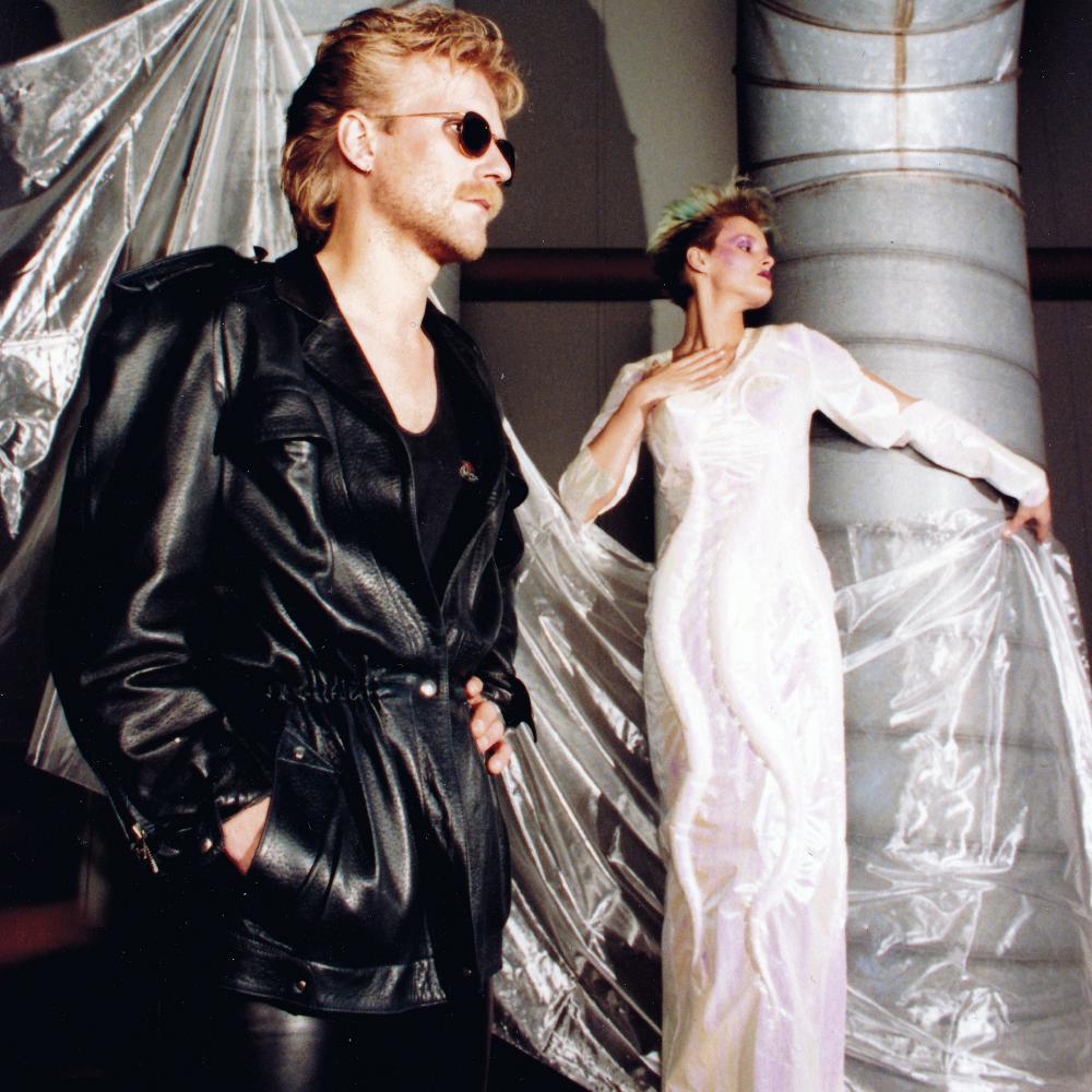 Peter Heckmann - The Raining Heart 1985