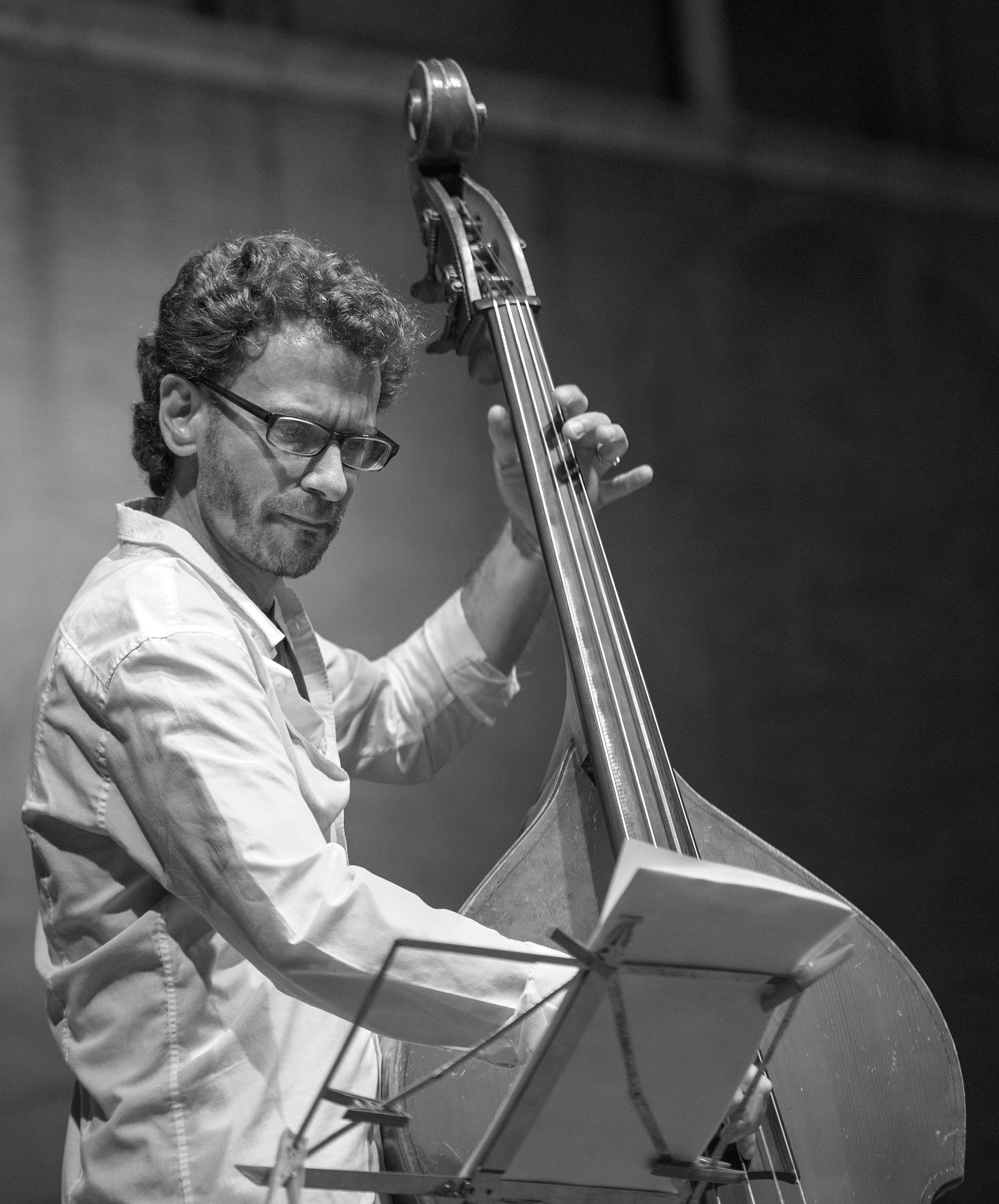 Larry grenadier, 2013 siena jazz academy summer workshop