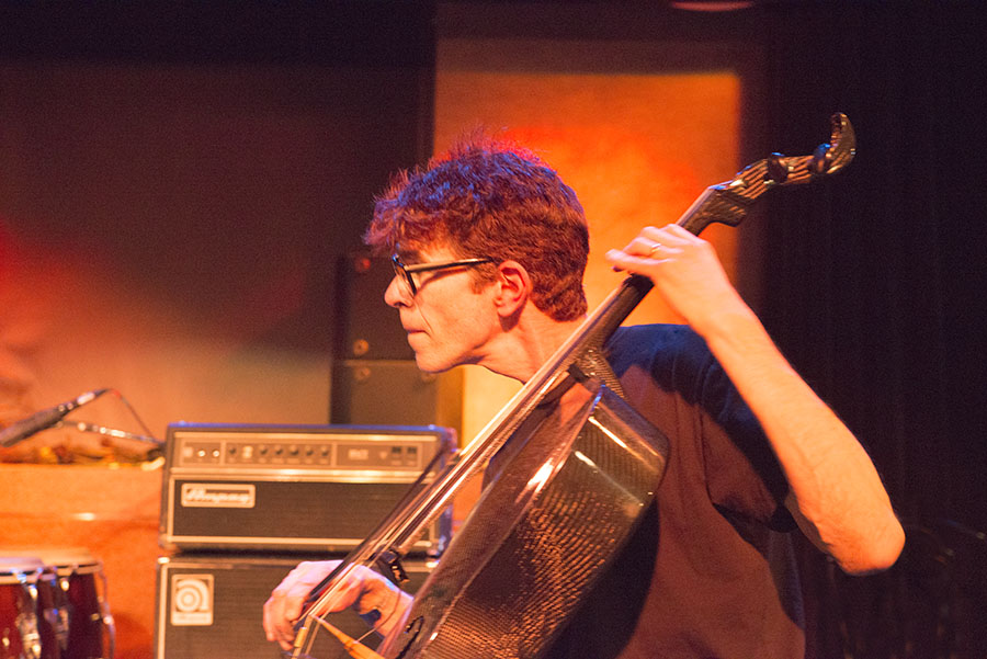 Matt Brubeck, Stretch Orchestra