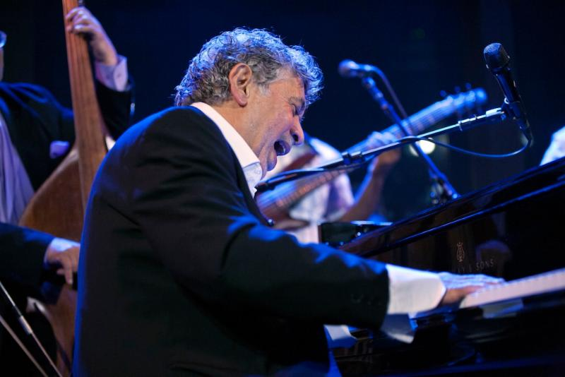 Monty Alexander's Harlem Kingston Express At Scullers On September 30th!