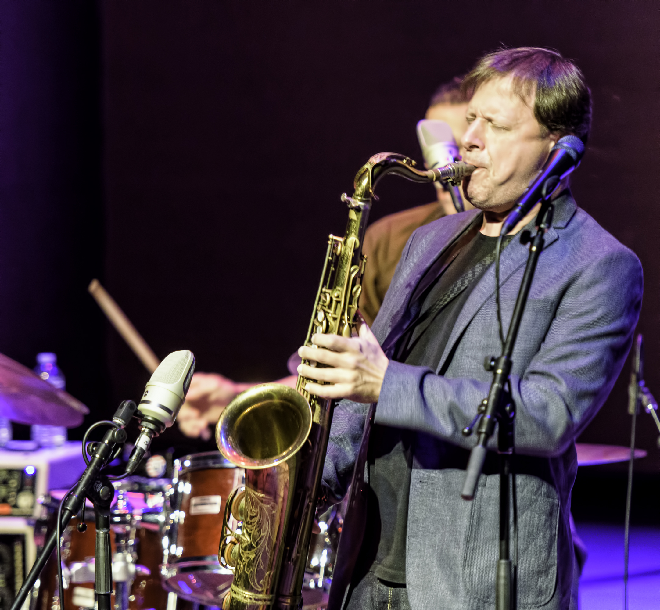 Chris Potter With Trio At The Musical Instrument Museum (mim)