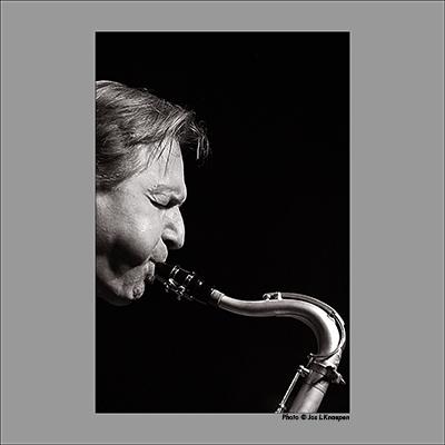 Jerry Bergonzi, Hnita Jazz Club, March 2004