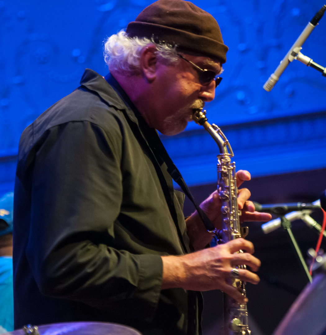 Joe Giardullo with Joe McPhee / Angels, Devils and Haints II at the Vision Festival 2012