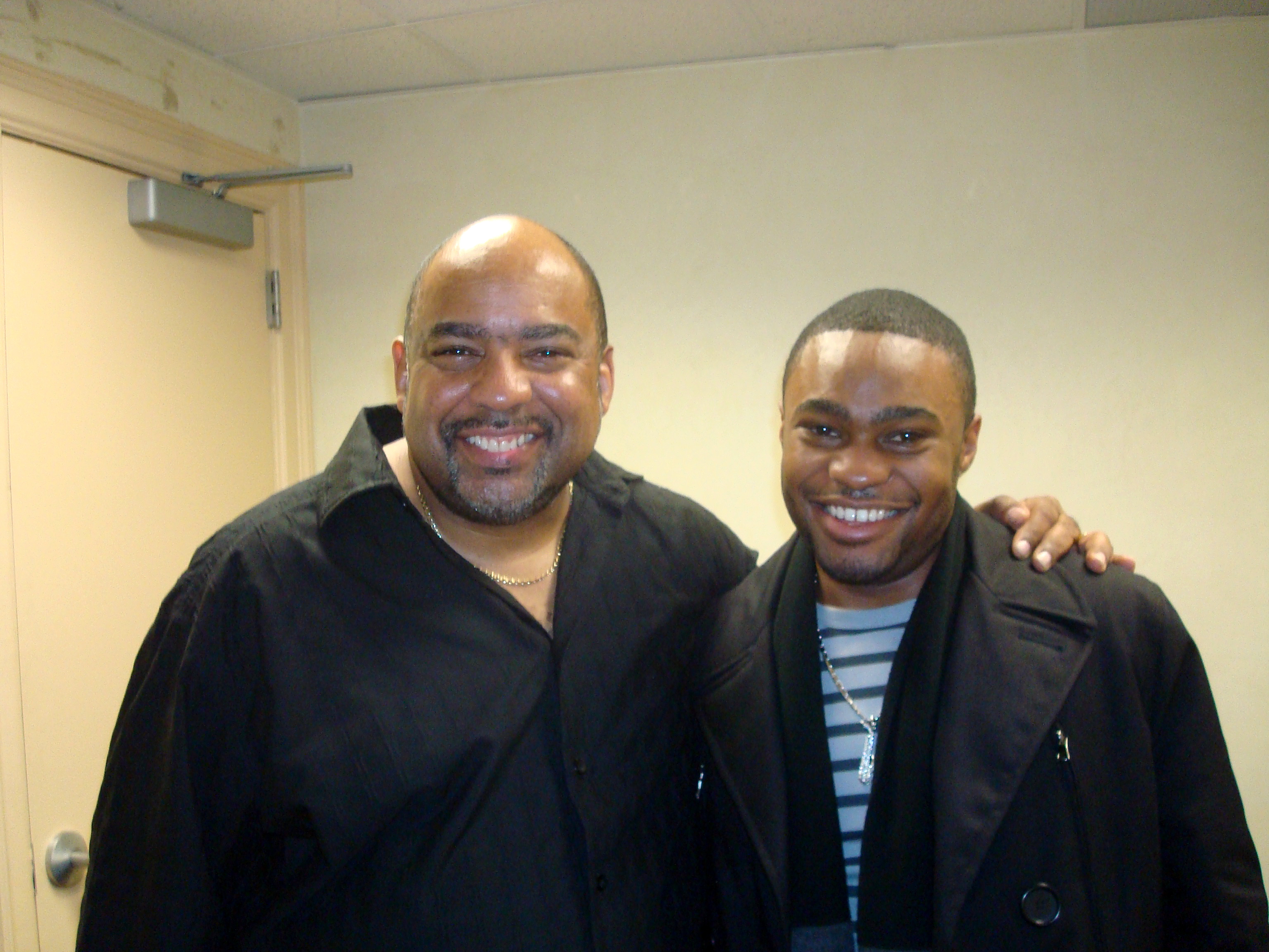 Gerald Albright and Tyrone Smith