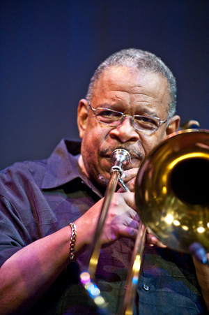 Fred Wesley 2010