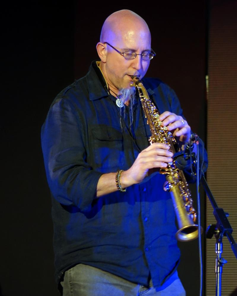 Jeff Coffin at Vision Festival 21