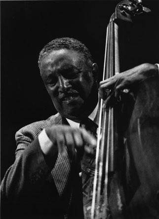 Ray Brown at the Monterey Jazz Festival 1994