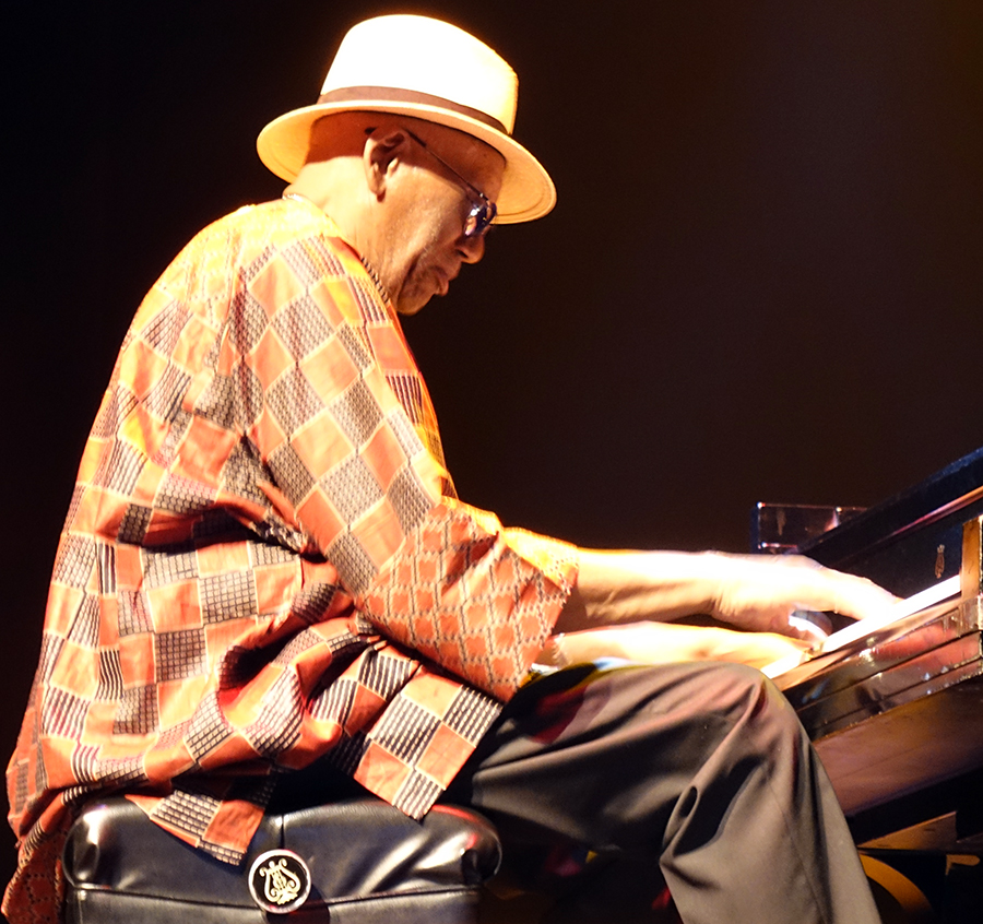 Randy Weston at Guelph 2014