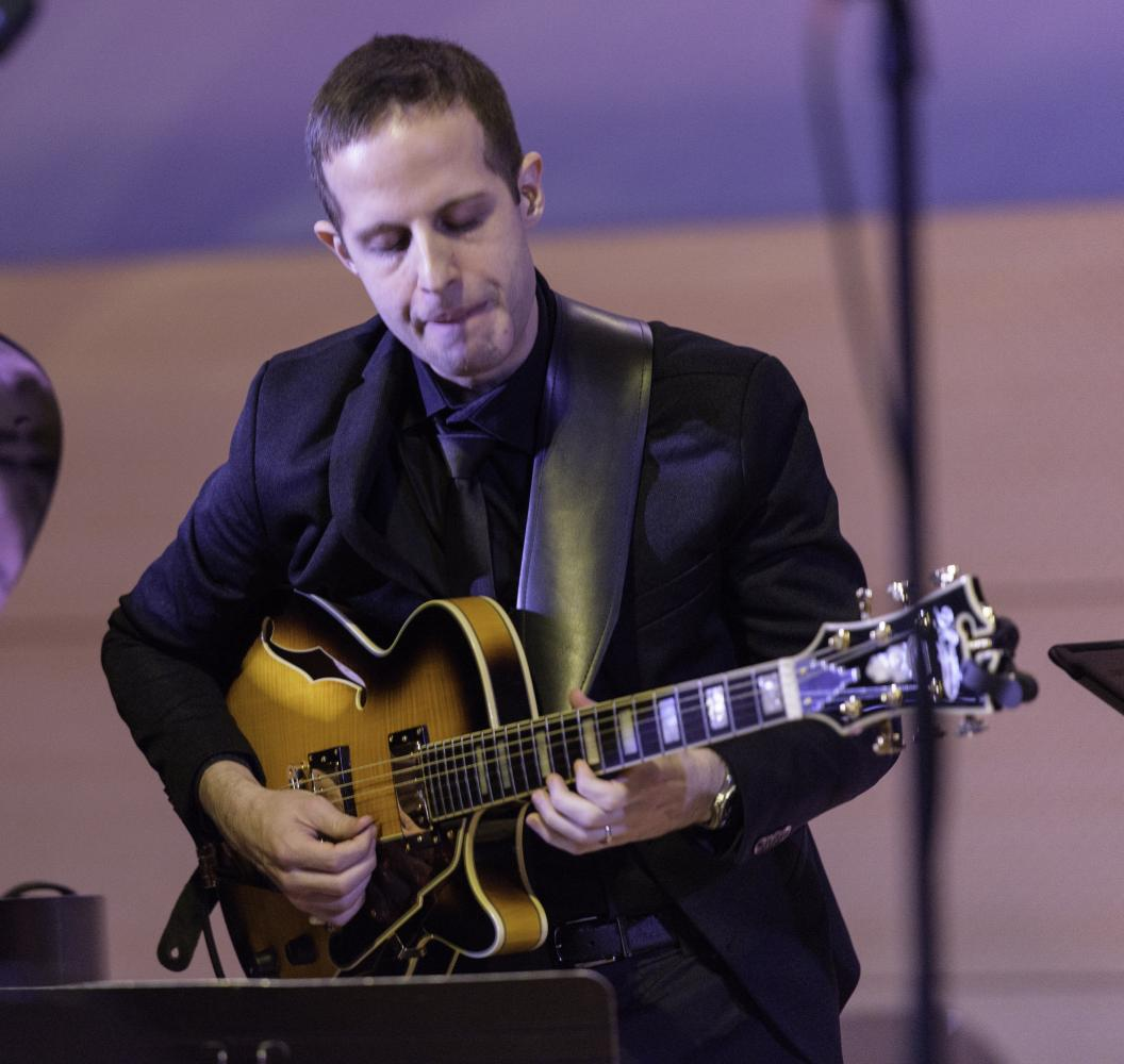 David Rosenthal with Songs of Freedom  at the NYC Winter Jazzfest 2017