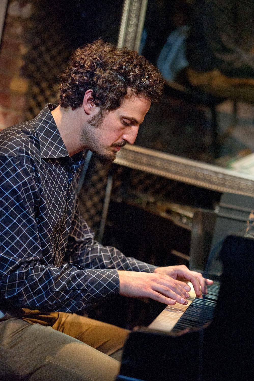 Ehud Asherie at Smalls Oct 27, 2011