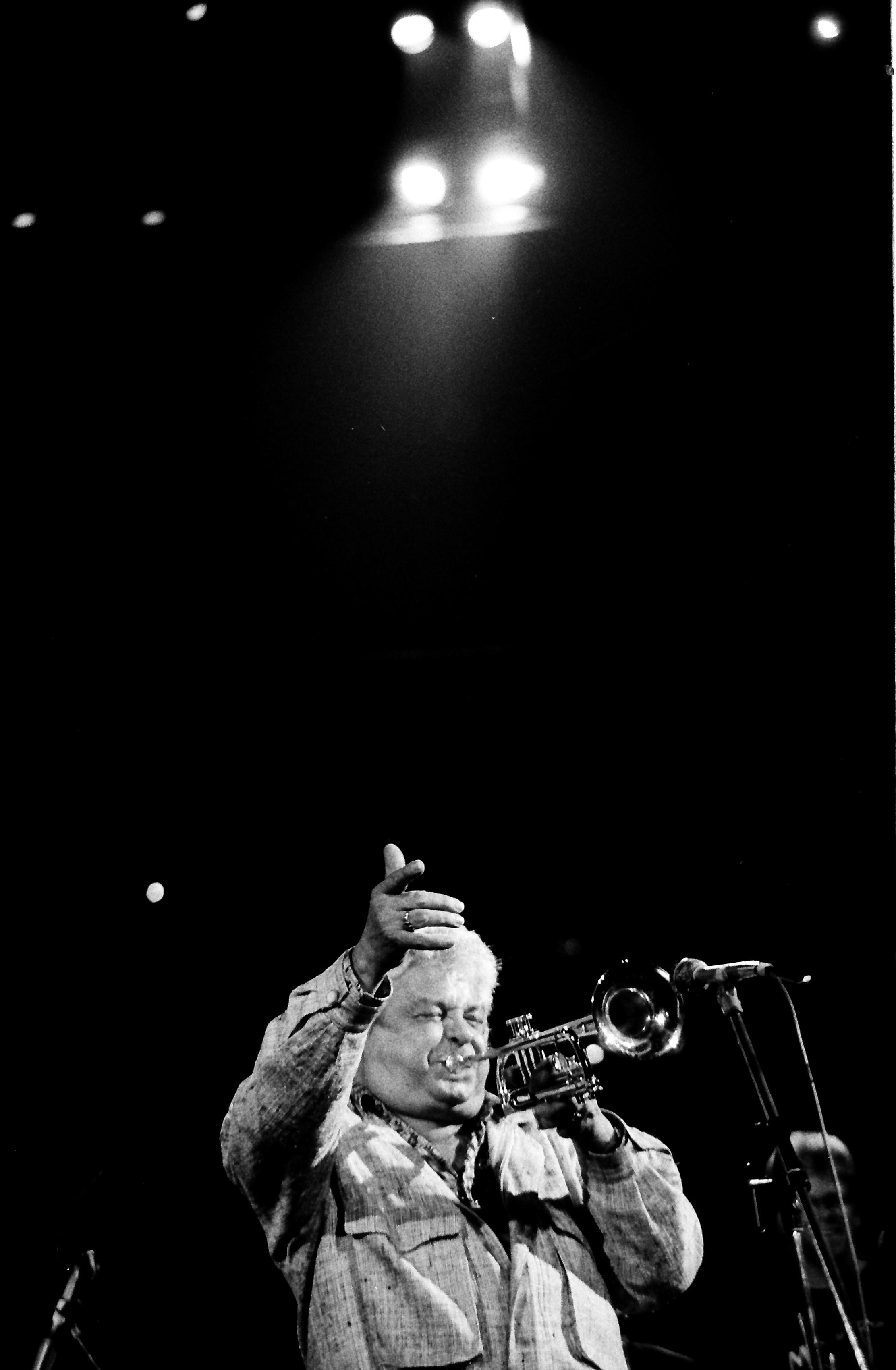 Maynard Ferguson TP (Berlin, 1987)