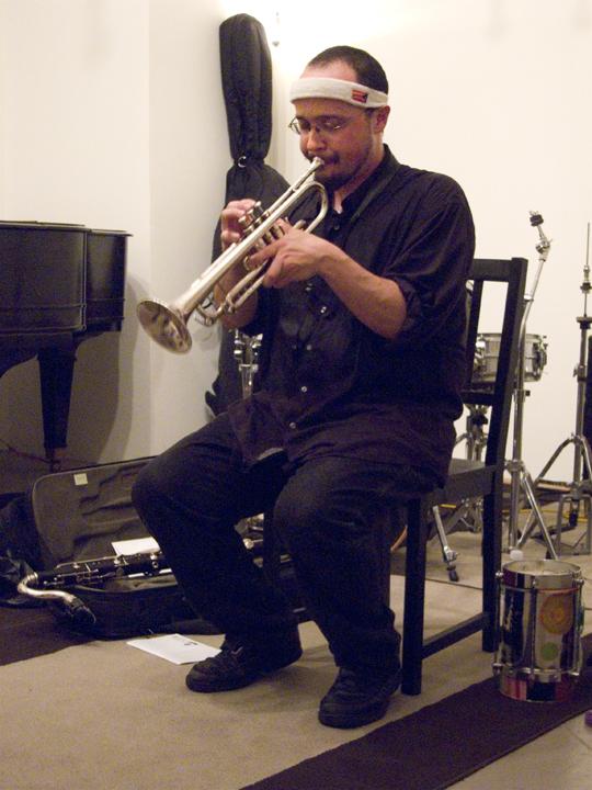 Matt Lavelle - KMB Jazz Fest @ DSMC 2008