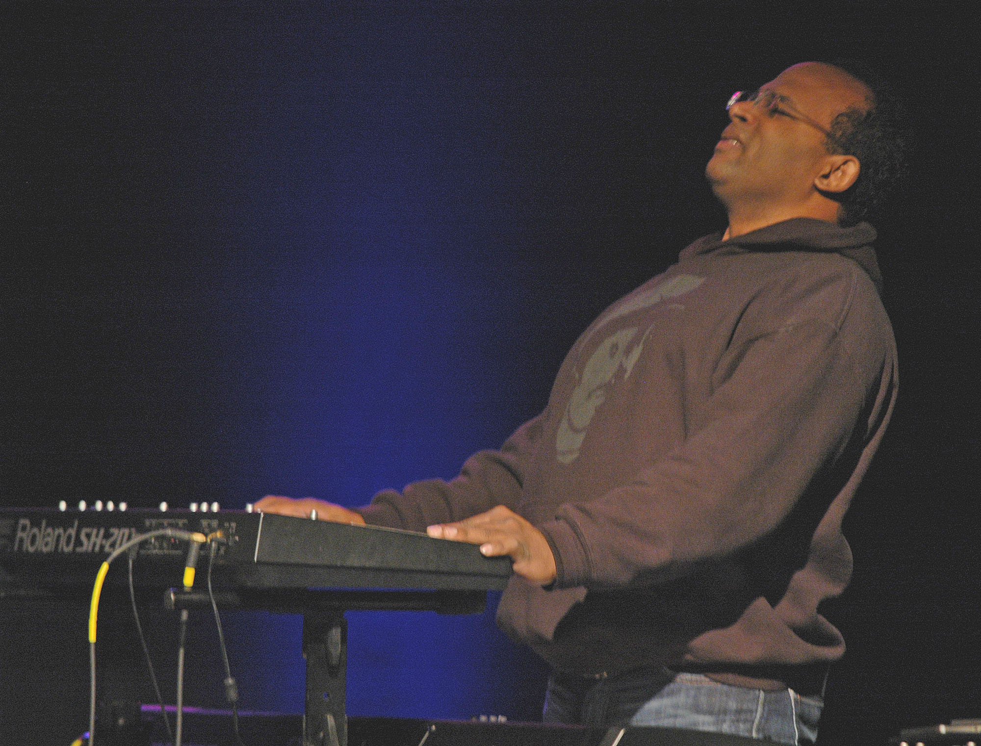 Vince Evans, Performing with Lenny White's Anomaly at the 2010 New Universe Music Festival