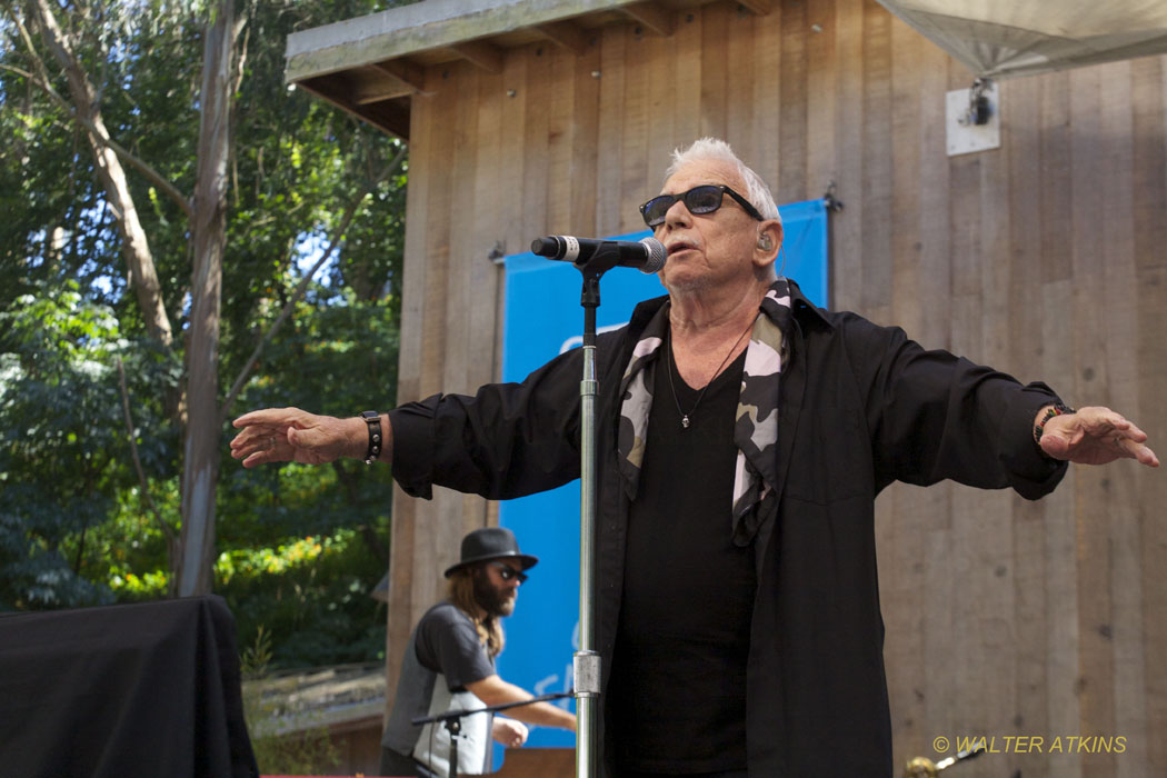 Eric Burdon At Stern Grove Festival 2017