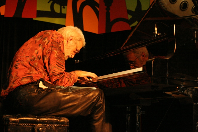 The Denny Zeitlin Trio, Including Buster Williams and Matt Wilson Play to a Packed House at the Starbucks Coffee House Gallery;
