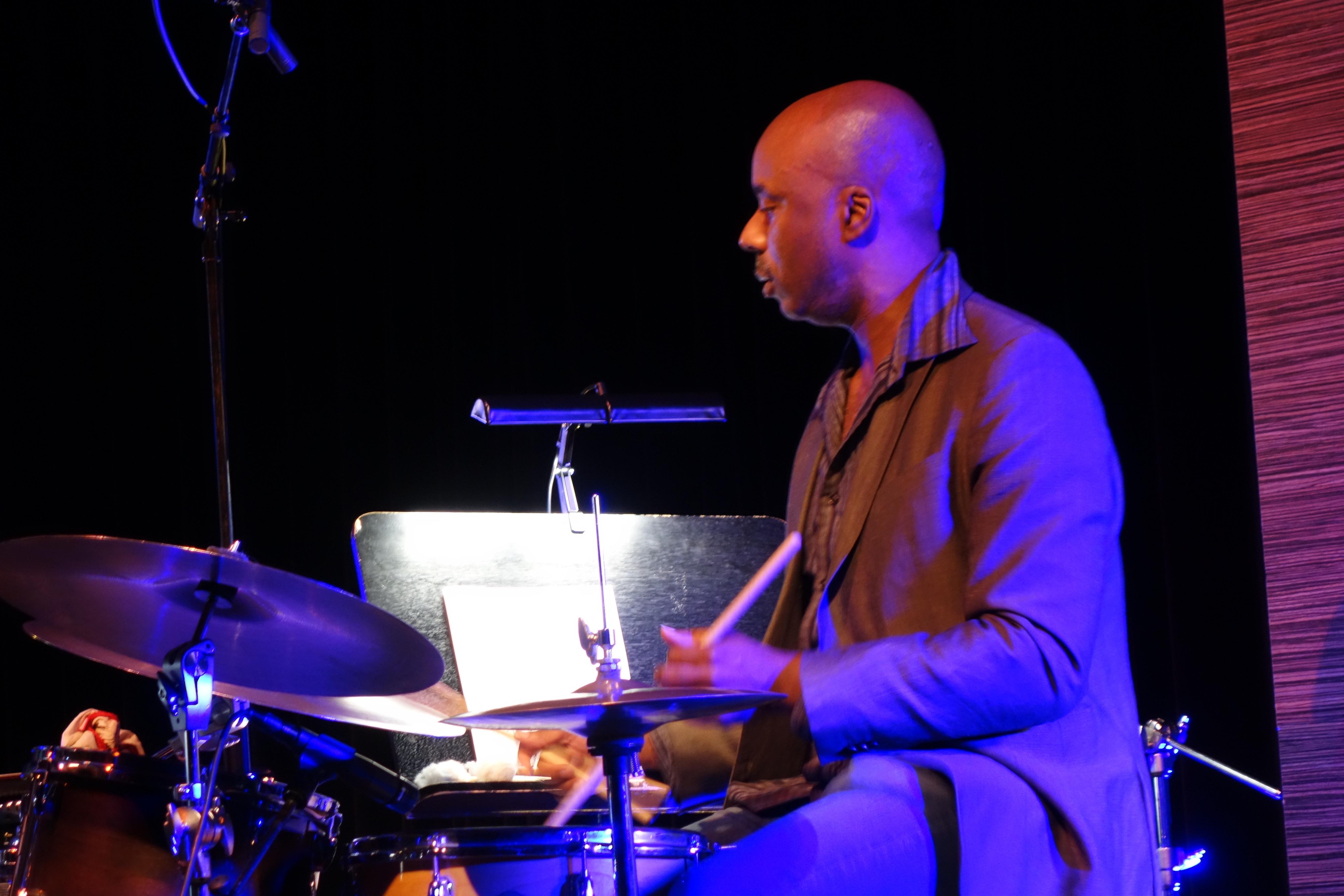 Chad Taylor - 60th Jazz Festival Ljubljana 2019