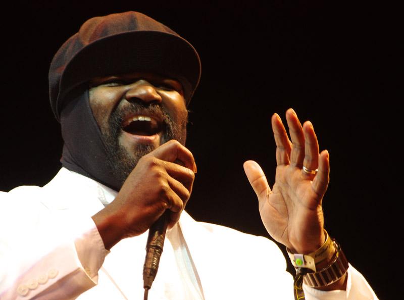 Gregory porter, love supreme jazz festival