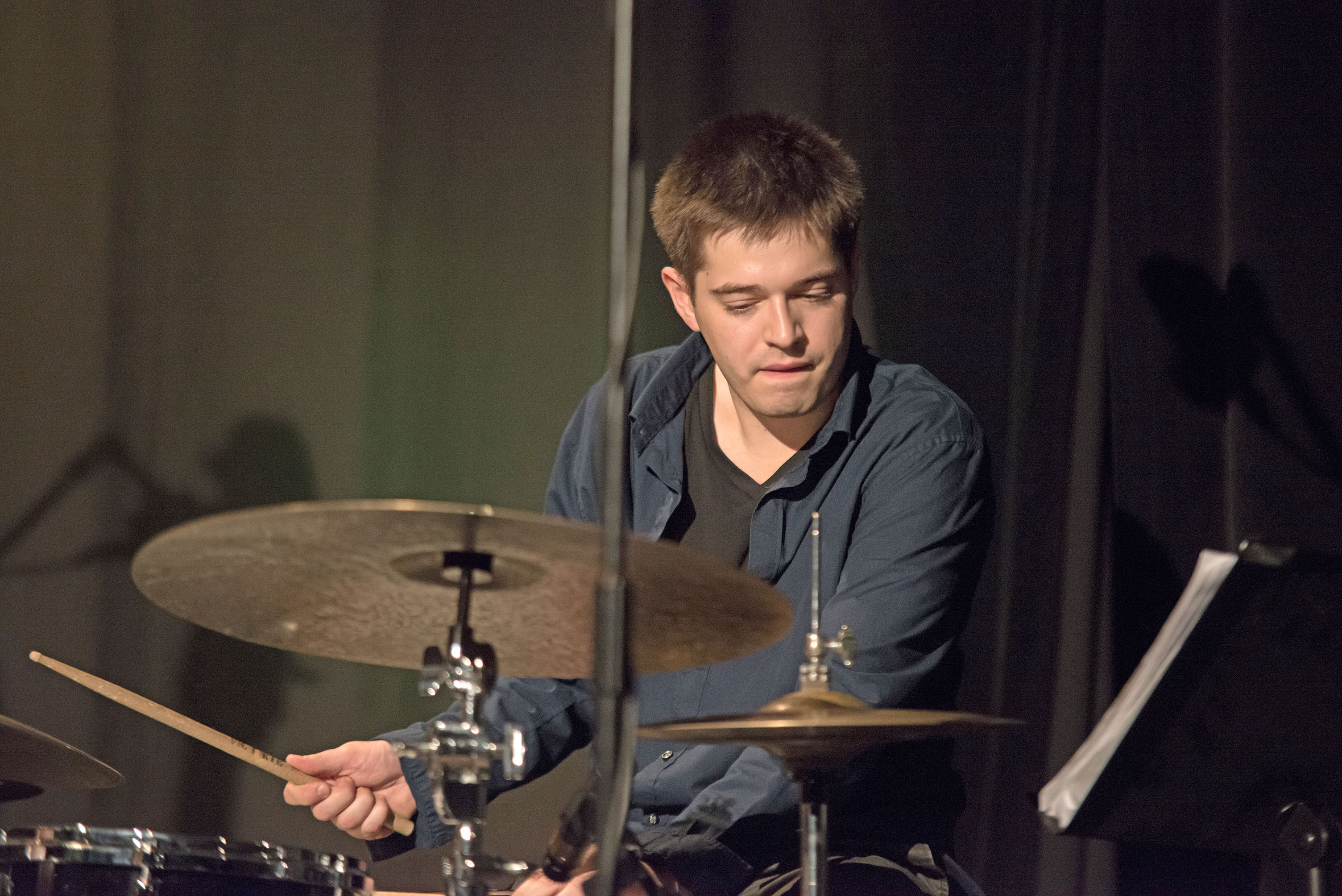 Dominik wania trio @ jazztopad 2013