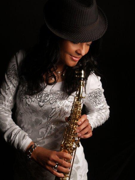 Joyce Spencer/Soprano Sax