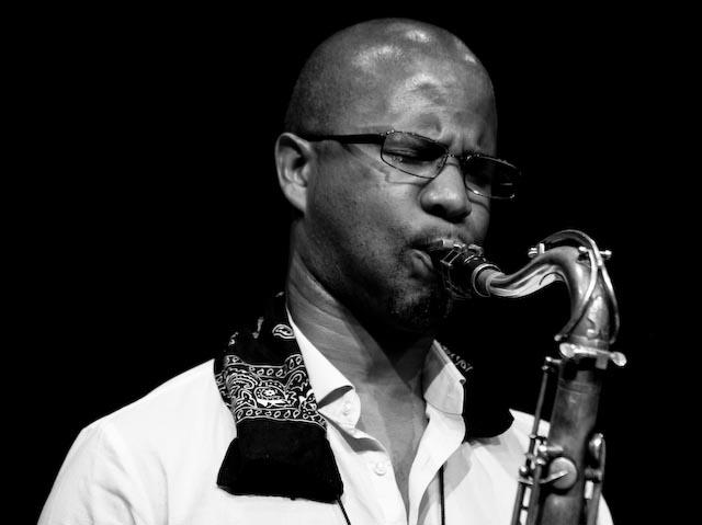 David sanchez on valby summer jazz 2013 in copenhagen