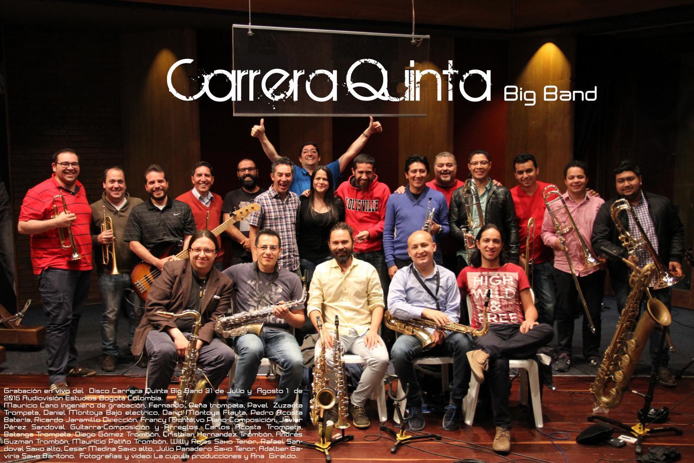 Carrera Quinta Big Band