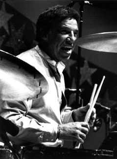 Buddy Rich at the Monterey Jazz Festival in 1979