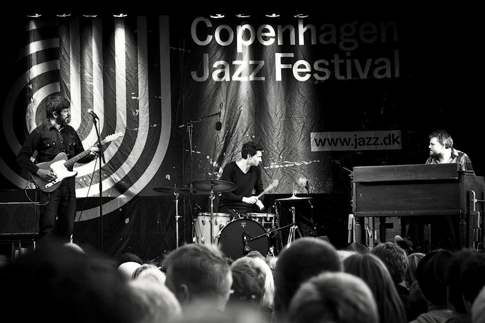 Copenhagen Jazz Festival 2012: Ibrahim Electric (DK)