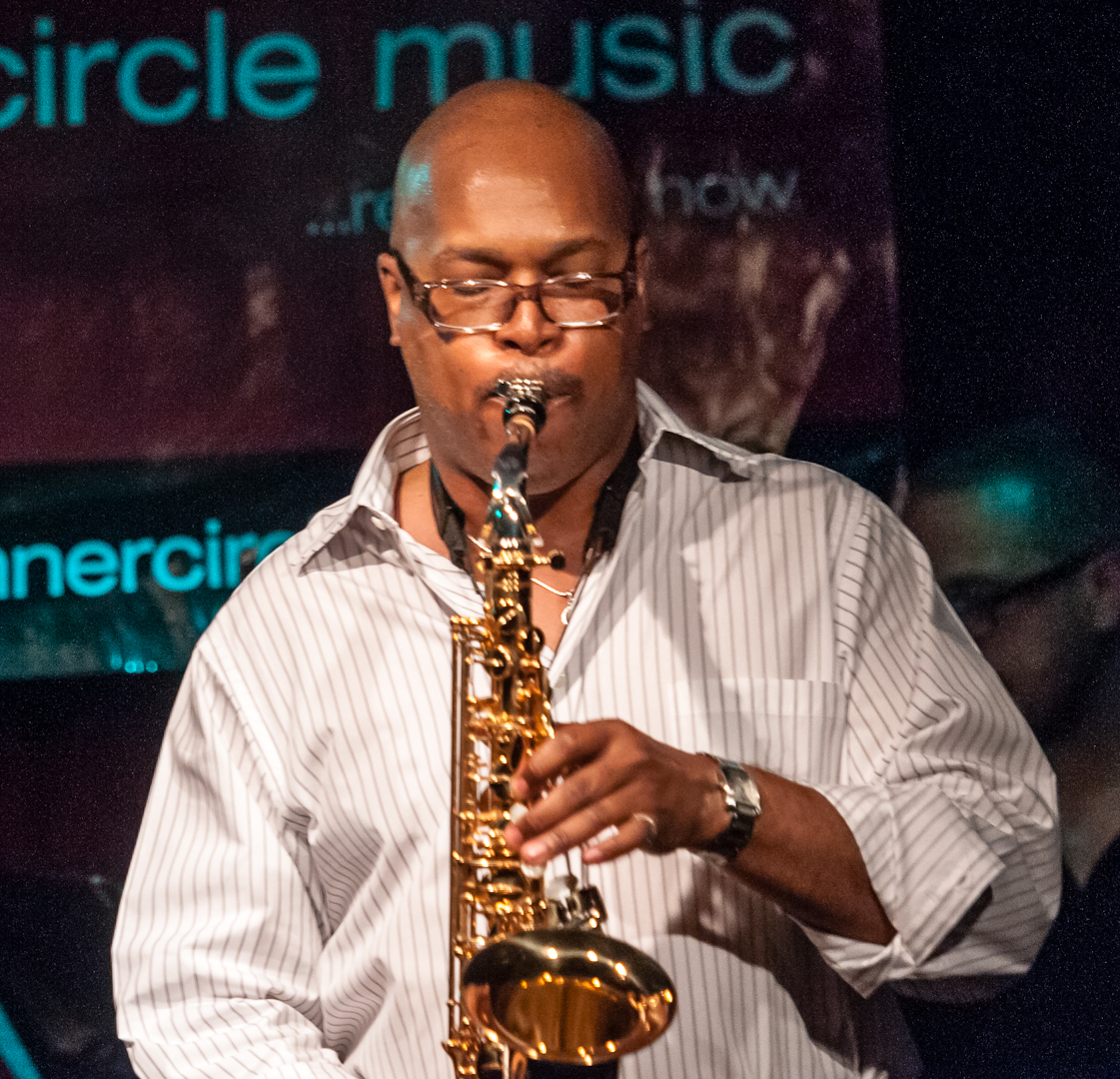 Greg Osby with Sextet at the Inner Circle Music Festival at the Cornelia Street Cafe