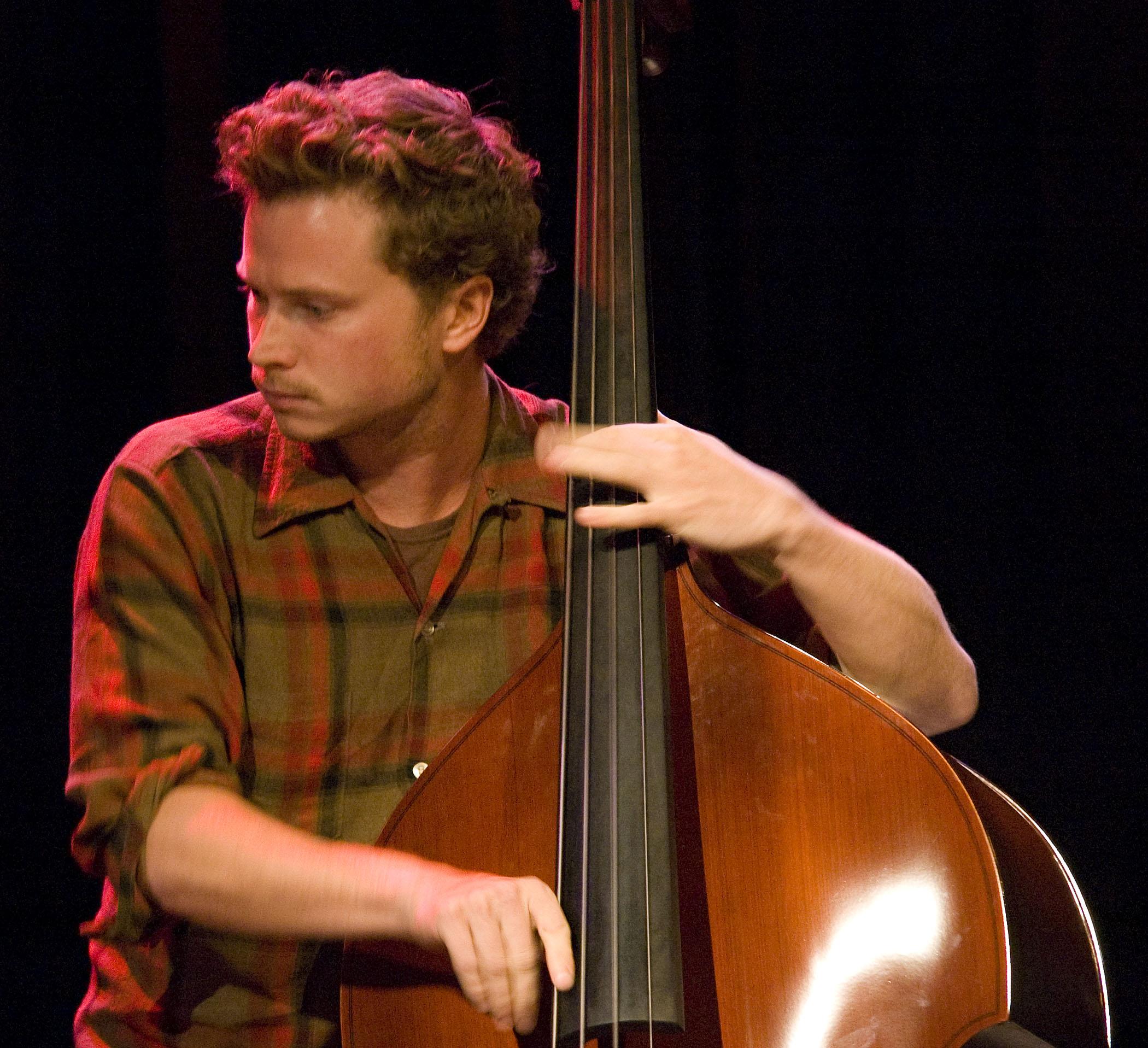 Milo Fitzpatrick of Quartet, L'Astral, Montreal, Canada 10/02/2010
