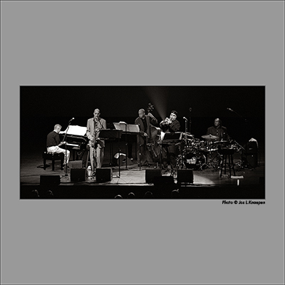 Brecker Brothers Band, North Sea Jazz, the Hague, Holland, July 2001