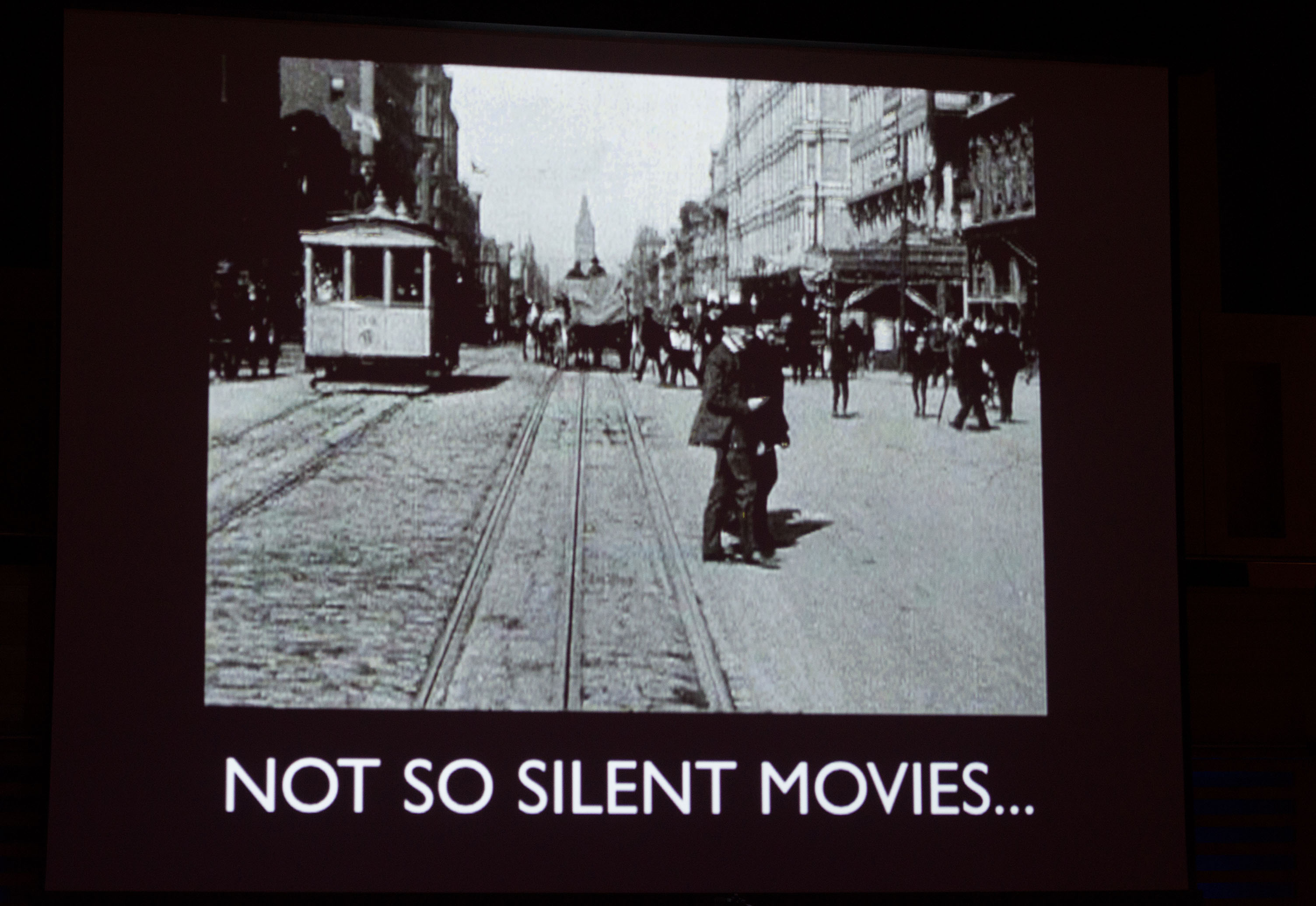 Not so silent movies with guests nils petter molvær and jan ban