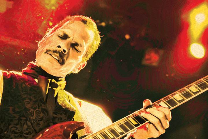 Guitar Legend Shuggie Otis Hits The Road For An Extended Summer Tour
