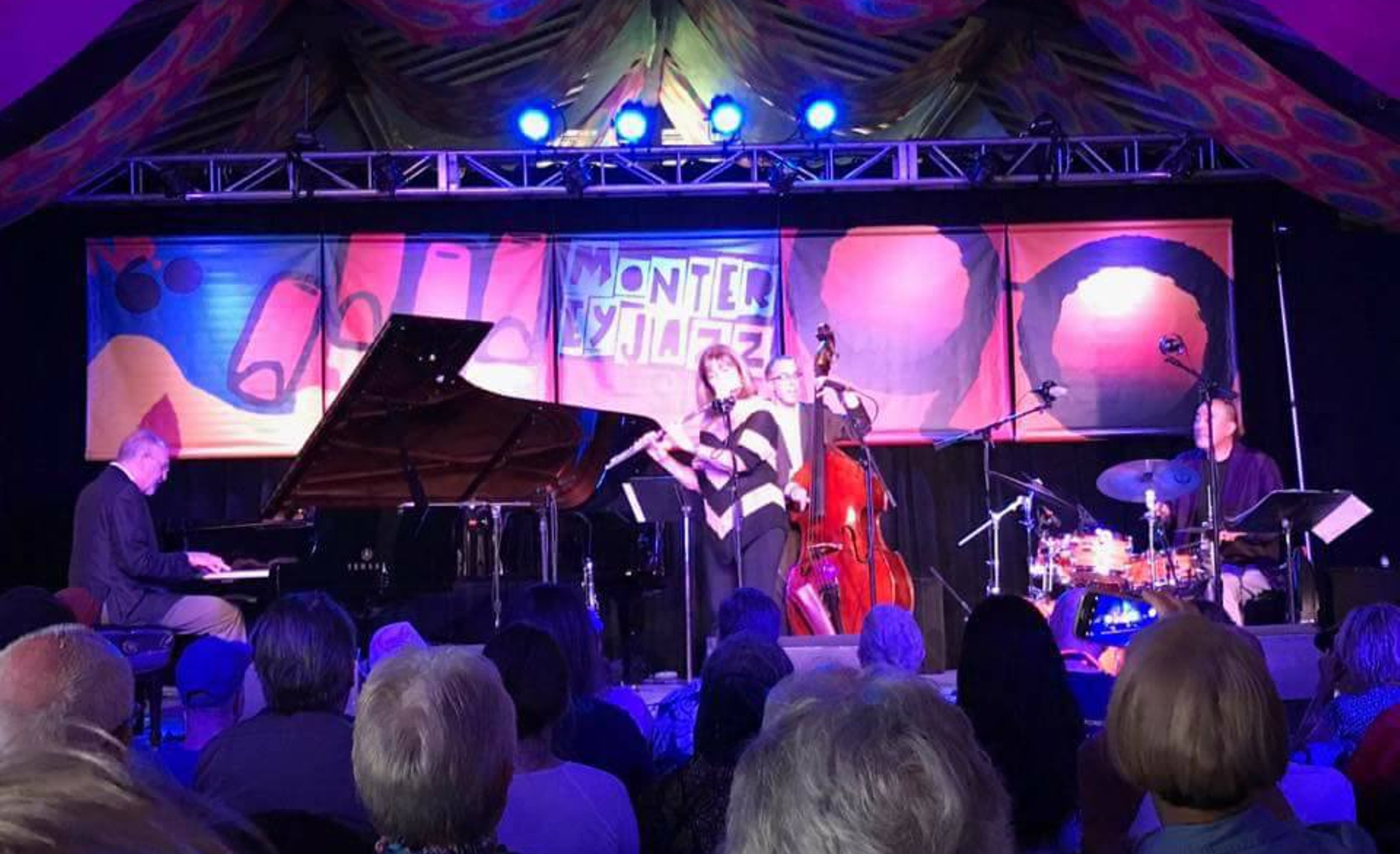 Ali Ryerson Quartet at Monterey 2016