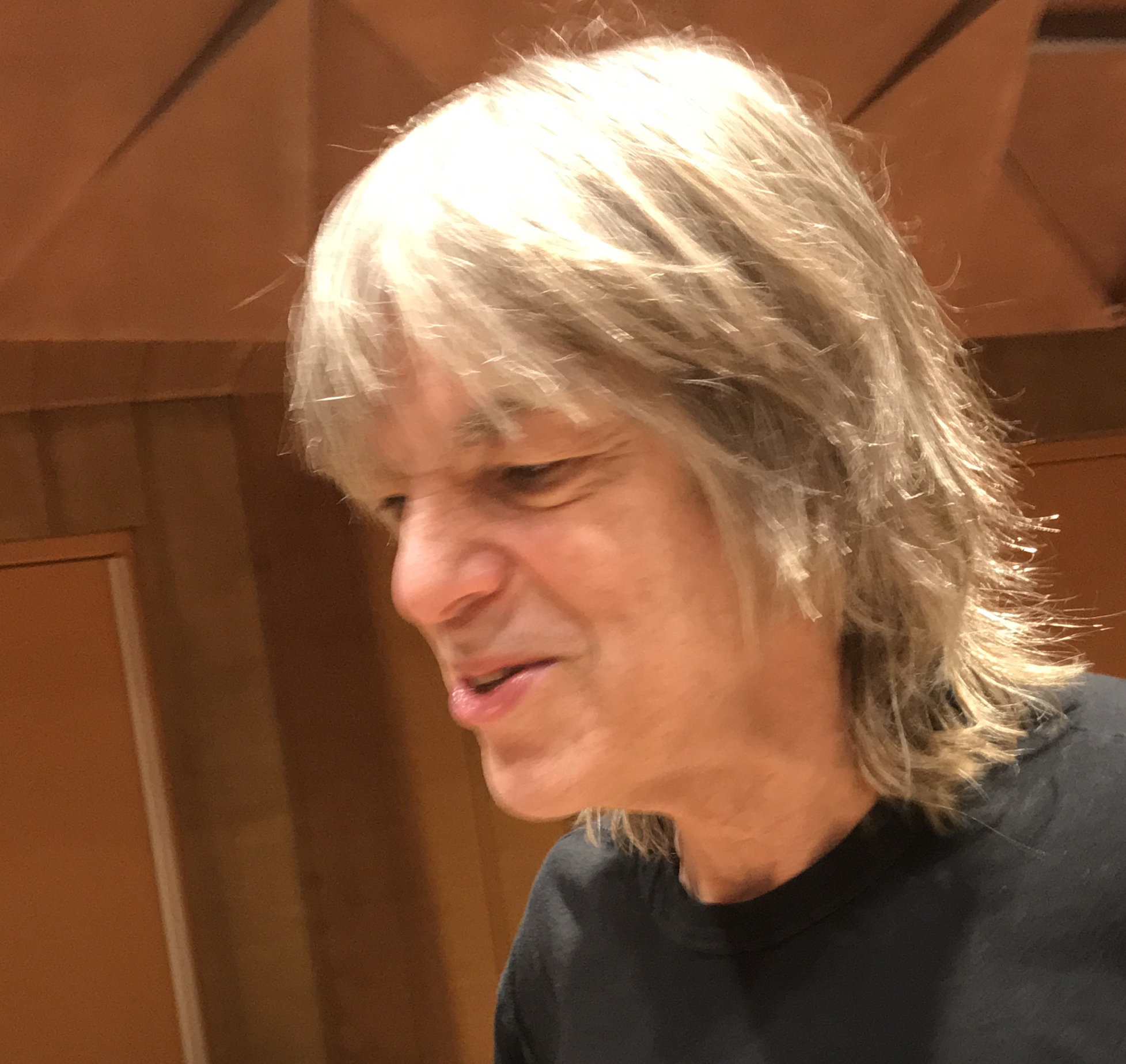 Mike Stern lectures