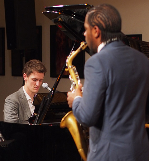 Theo jackson & nathaniel facey duo