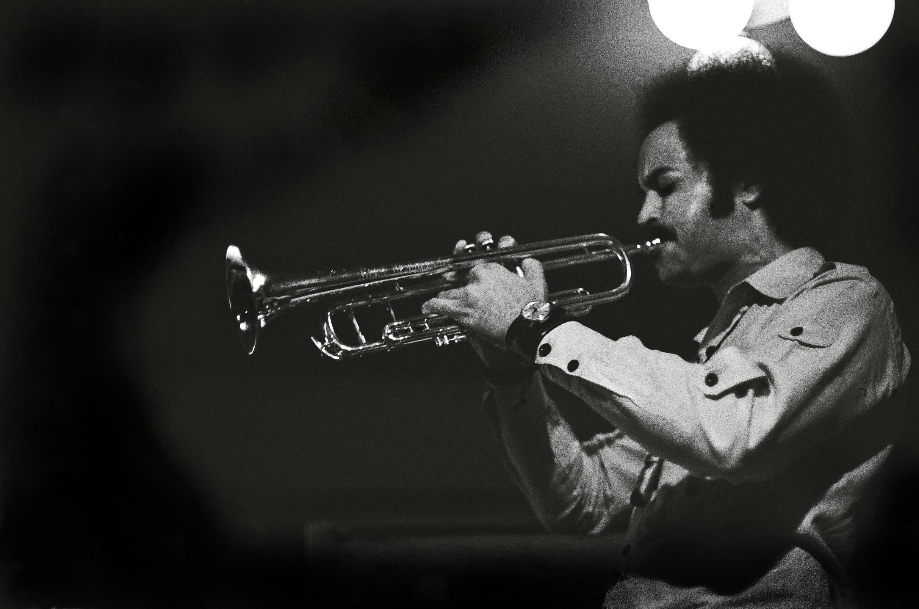 Cecil Bridgewater - Trumpet