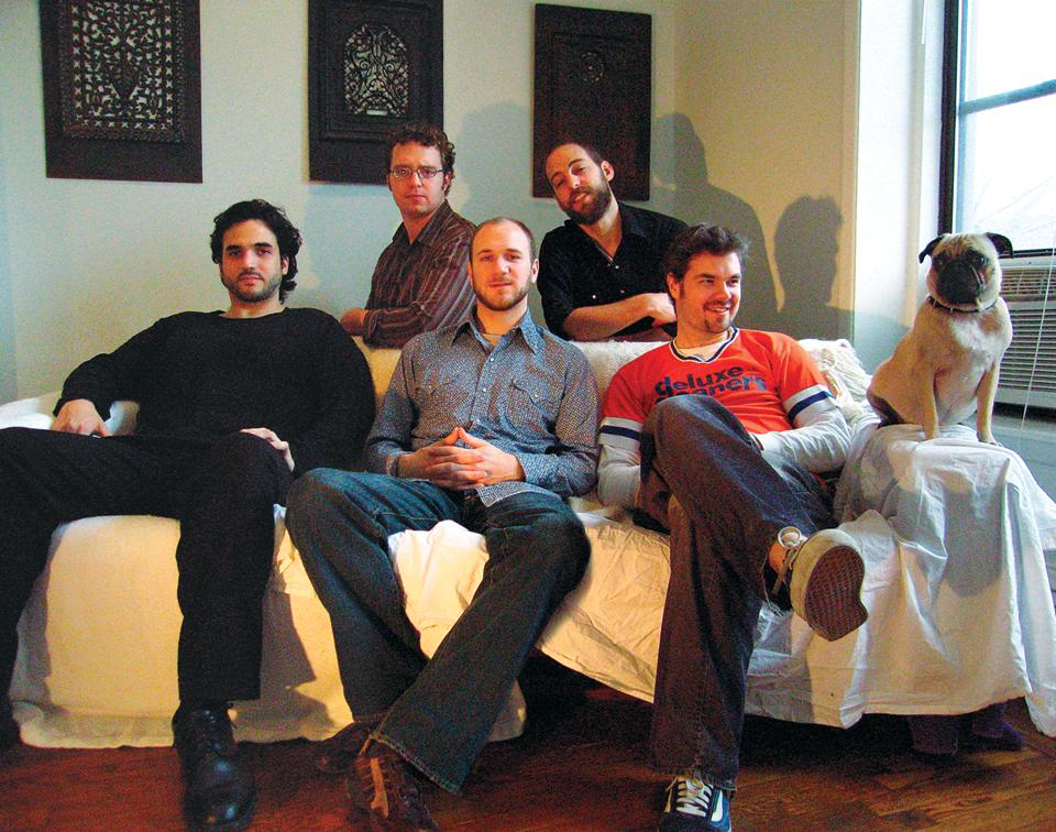 Peter Van Huffel Quintet with Scott Dubois, Peter Van Huffel, Michael Bates, Jeff Davis, Jesse Stacken &Amp; Special Guest Cosmo
