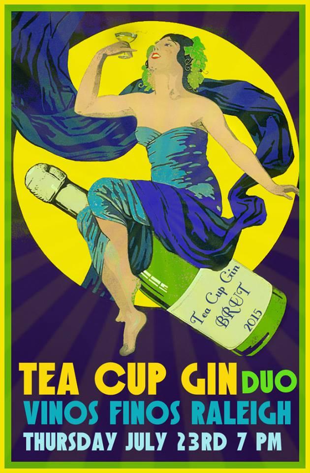 Tea Cup Gin Band