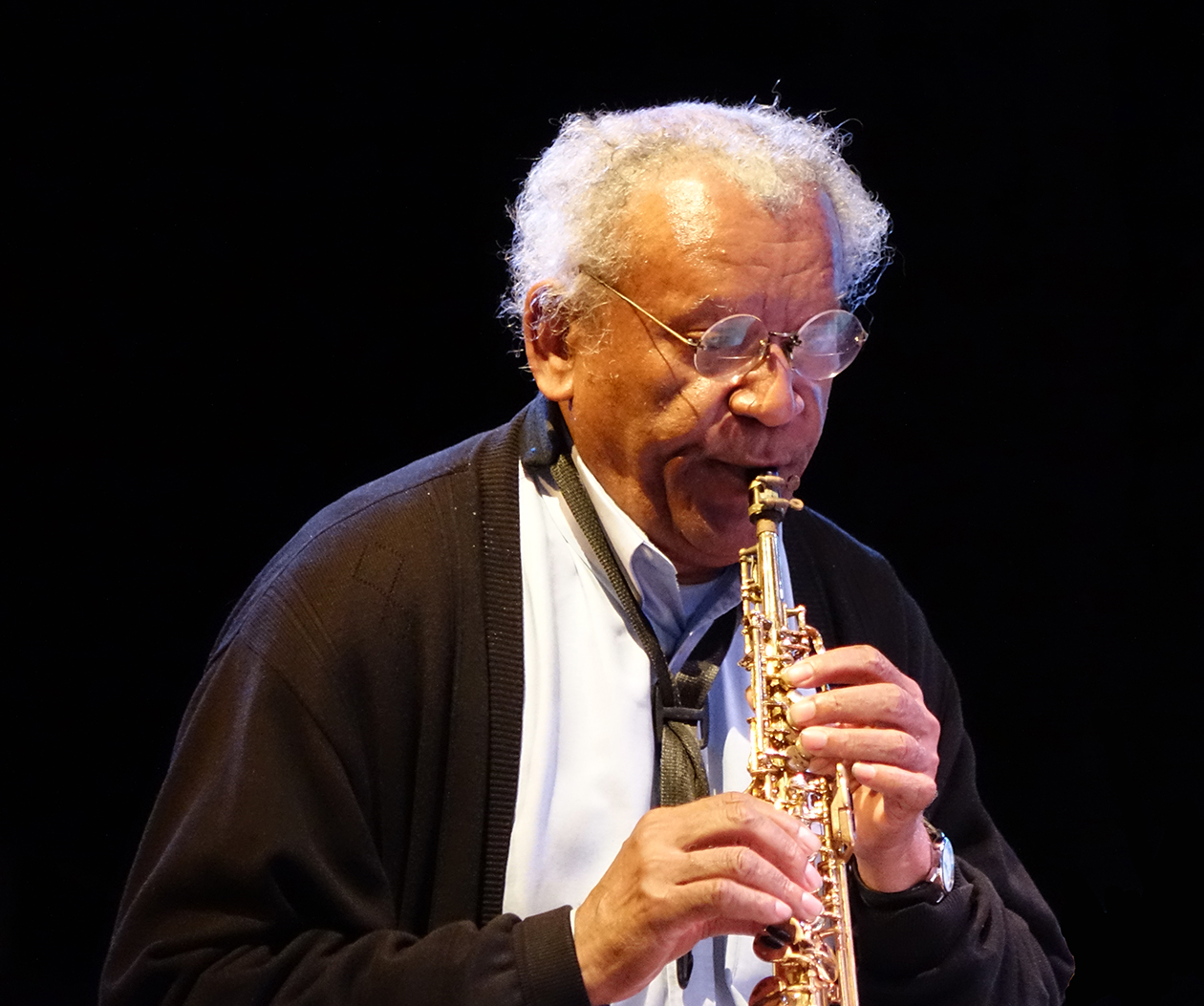 Anthony Braxton at Doek Festival 2015