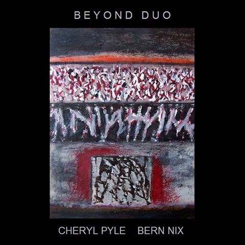 Duo live at art on A Gallery - Bern Nix, Cheryl Pyle
