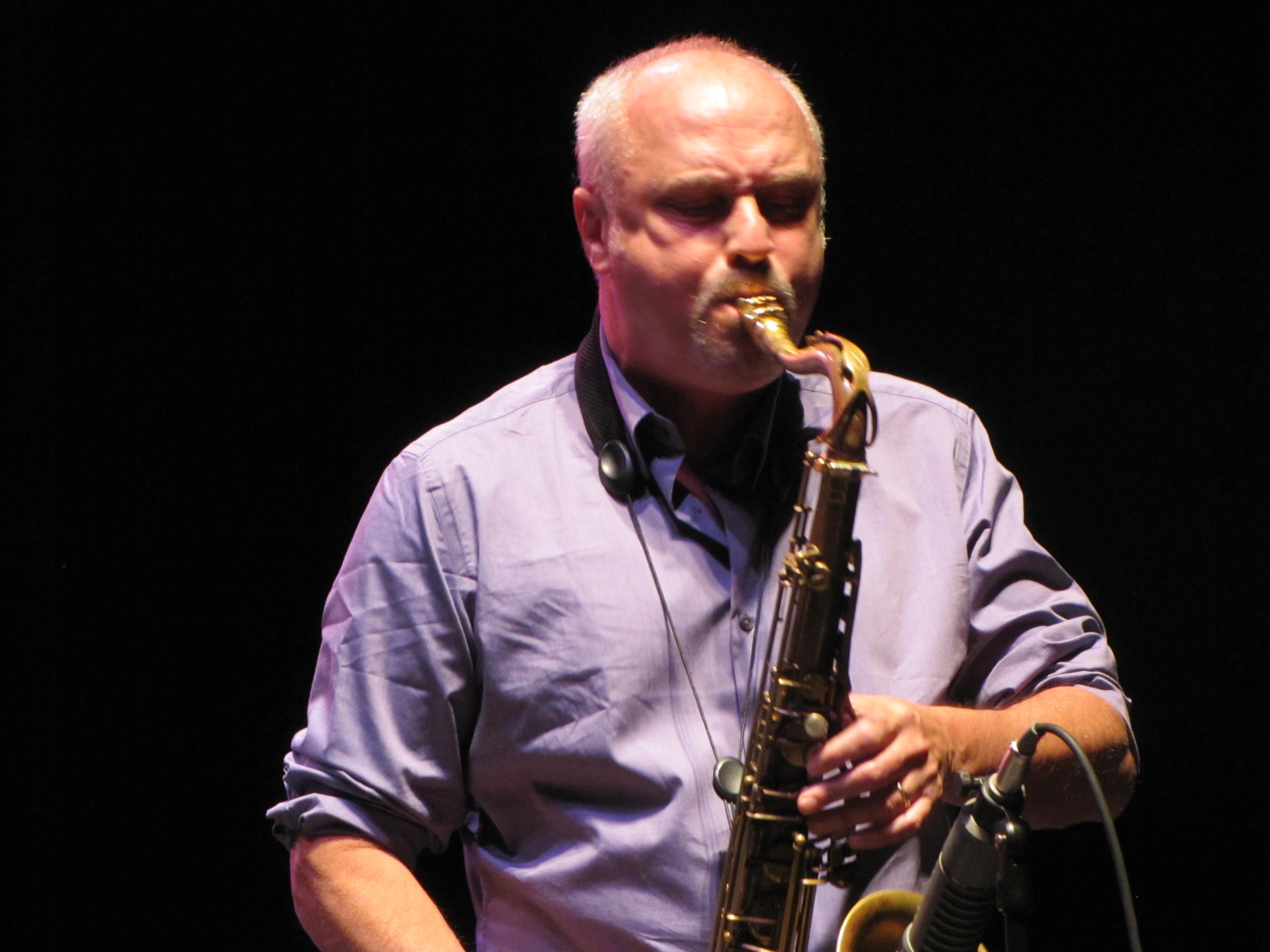 Paul Lieberman, Tenor Sax