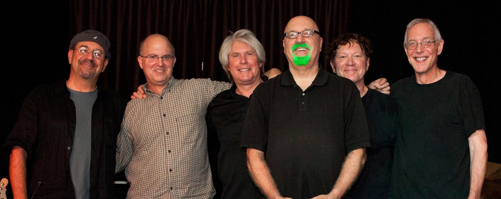 Frank Macchia's Swamp Thang Band