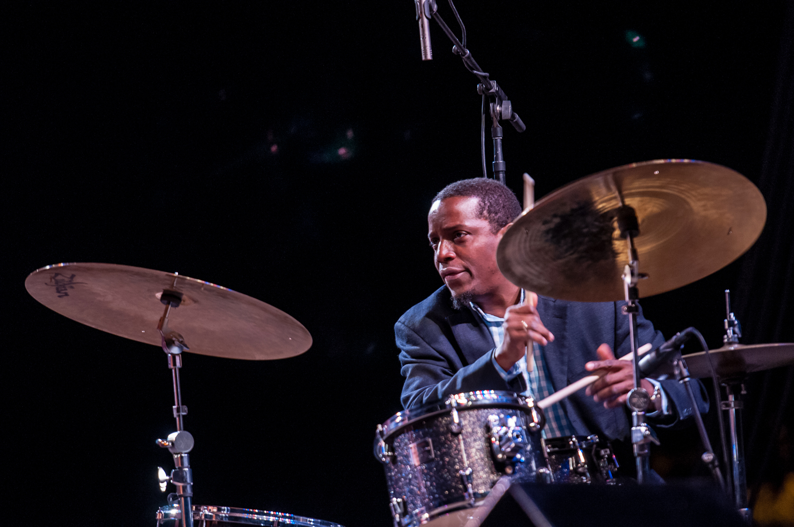 Francisco mela with the mccoy tyner quartet at the scottsdale performing arts center