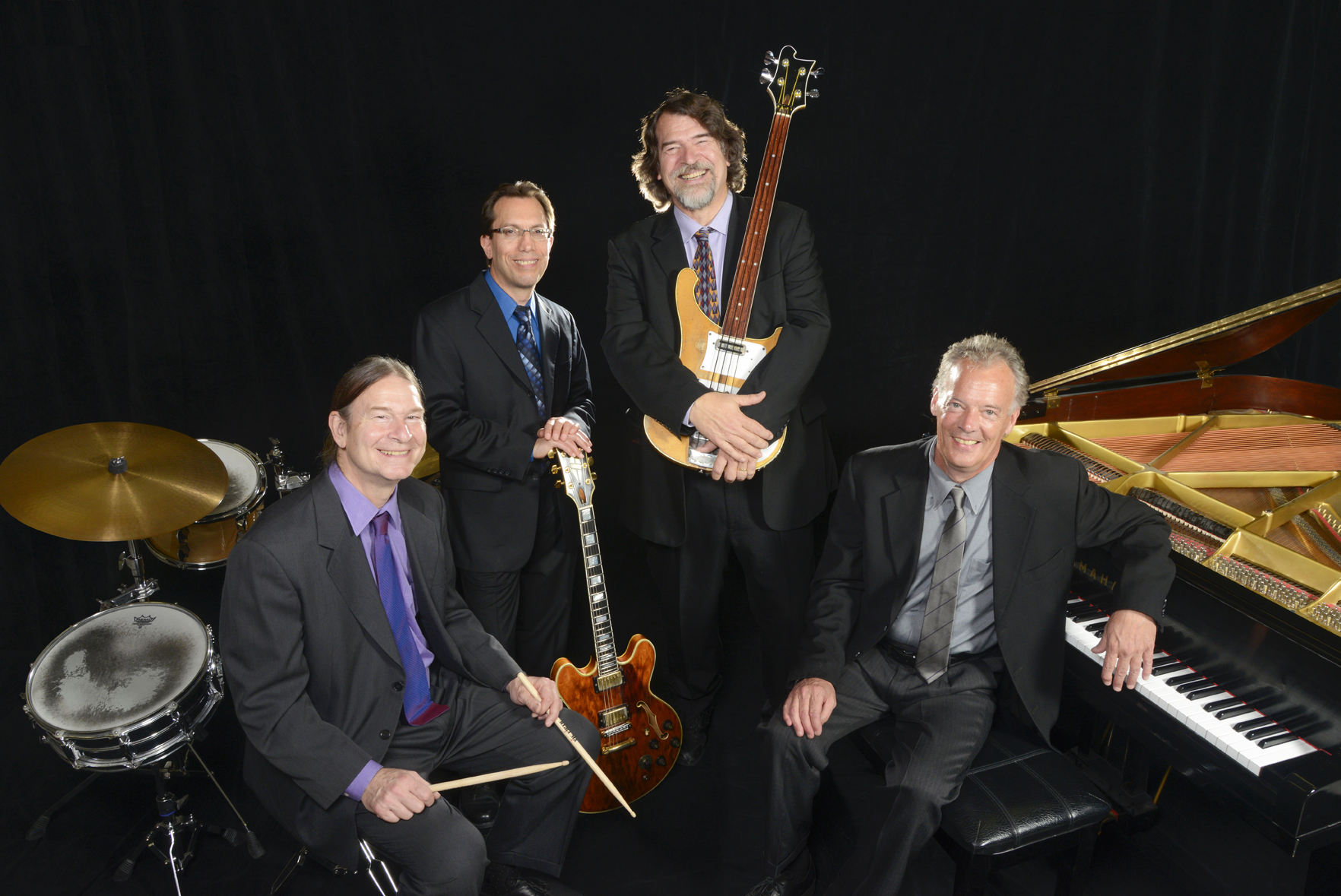 Brubeck Brothers Quartet At Suncoast Jazz Festival