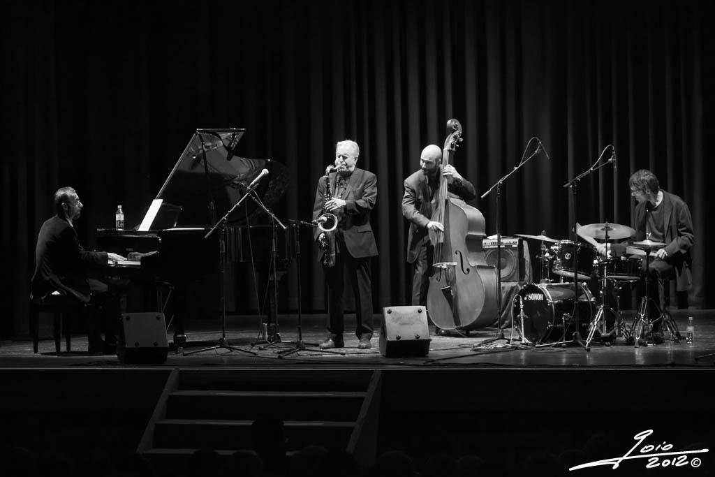 Scott Hamilton-Fabio Miano Trio-2012