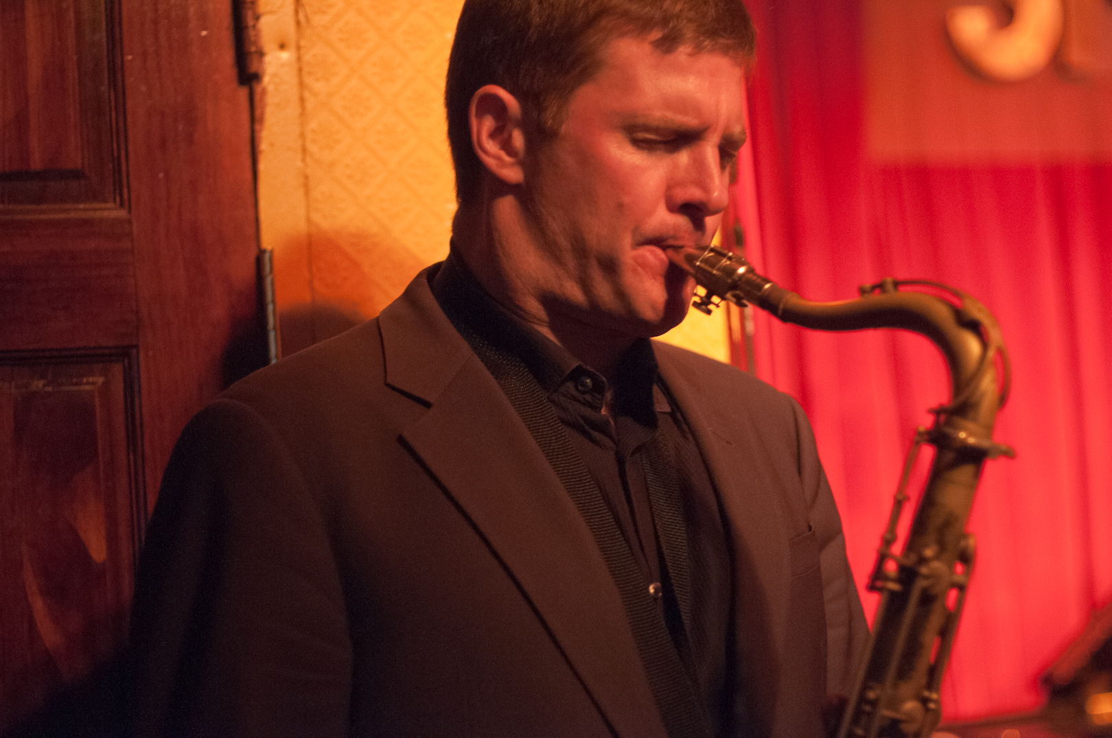 Eric Alexander with the Alexander & Mabern Quartet Play the Music of John Coltrane at Smoke Jazz Club