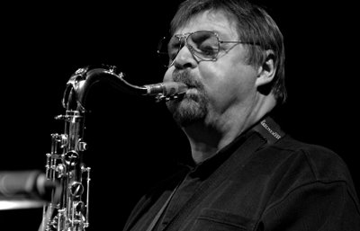 John Surman. Madrid, 2007
