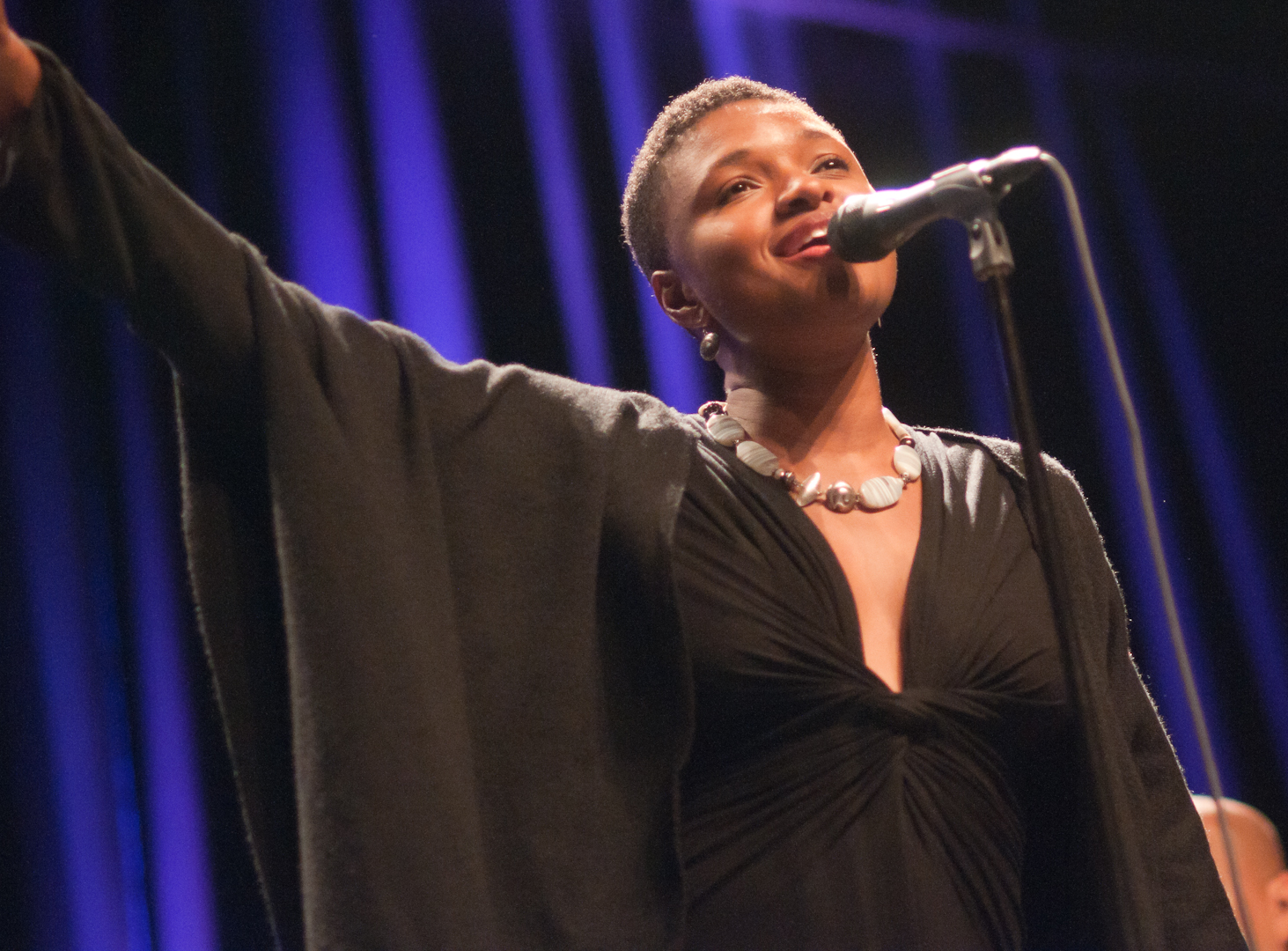 Lizz Wright at the Oslo Jazz Festival