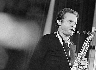 Stan Getz in Warsaw 1974